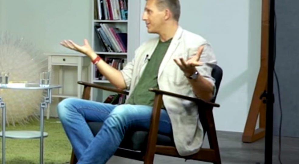 Interview with Tobias Beck 3/3: Your formula for happiness in life