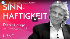 Dieter Lange im Interview: Der Nordstern des Lebens