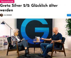 Greta Silver im Interview: Die Bedeutung des Glücks