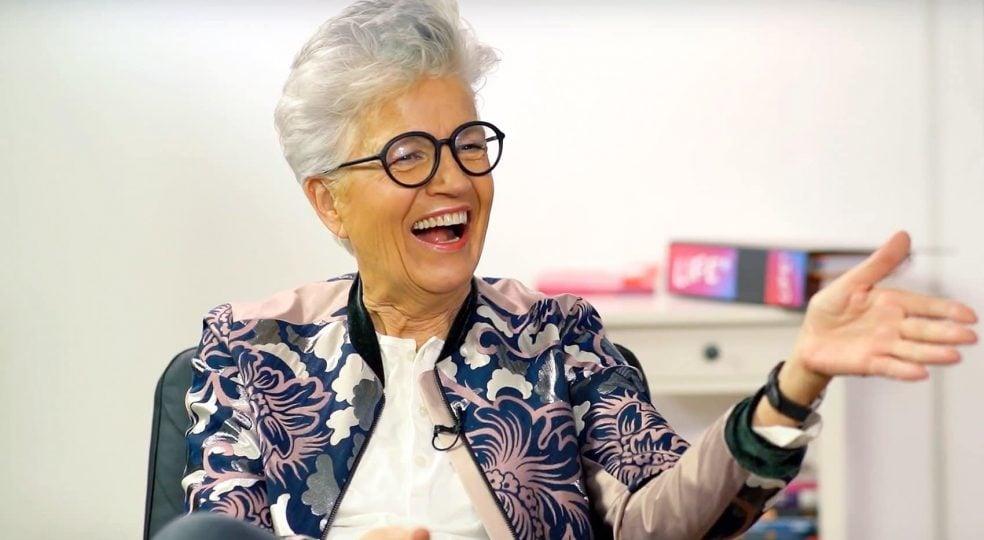Greta Silver im Interview 1/2: Powerfrau im besten Alter