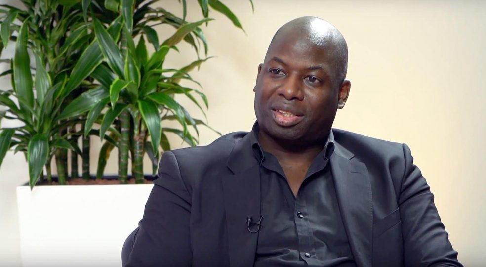 Kelechi Onyele 1/2: Personality development in football