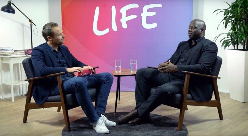 Kelechi Onyele 2/2: Happiness & Success through Authenticity