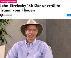 John Strelecky im Interview: Der unerfüllte Traum vom Fliegen