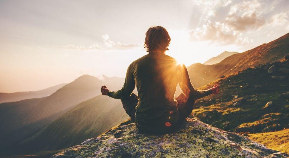 Meditation lernen: So machst du dich auf den Weg zu dir selbst