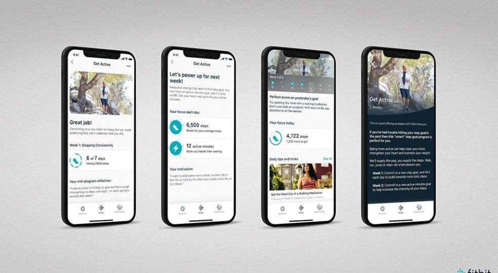 Coaching-Inhalte von Greator ab sofort in der Fitbit-App
