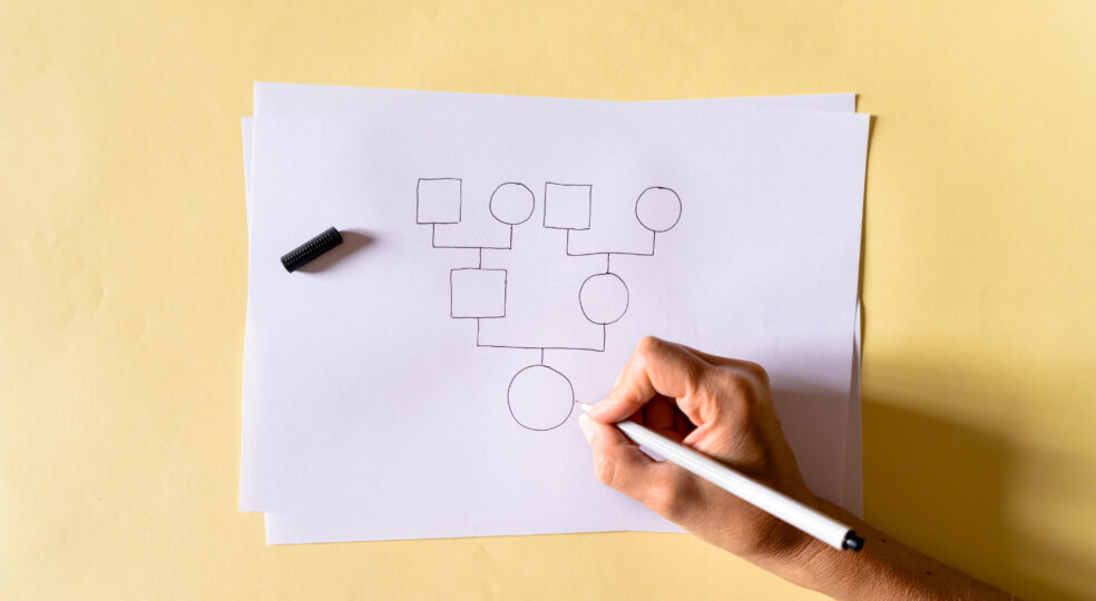 Create a genogram and learn more about yourself