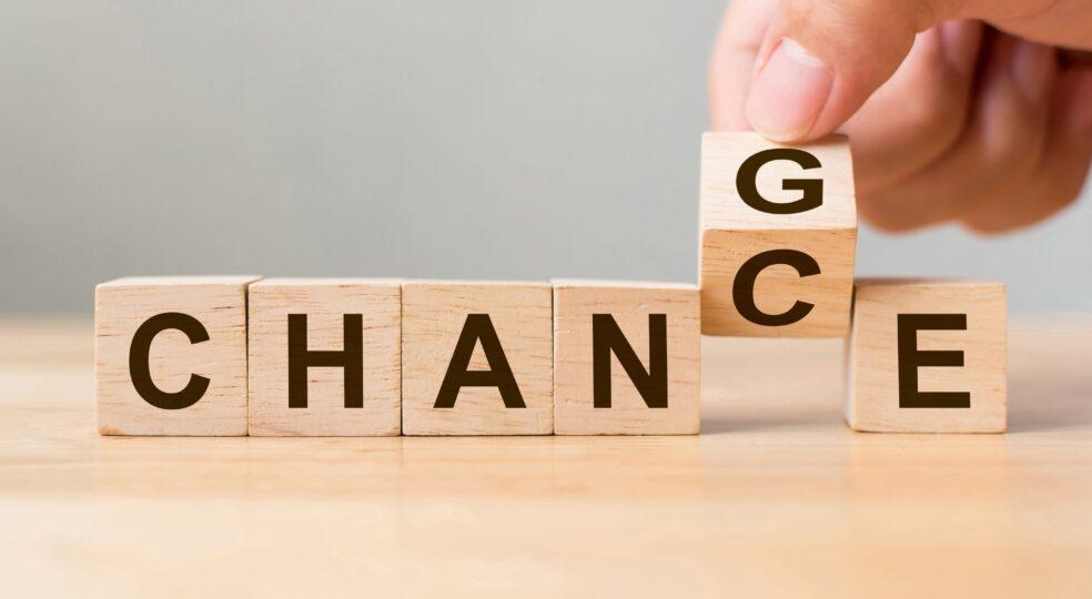 Die drei besten Keynotes für Veränderung