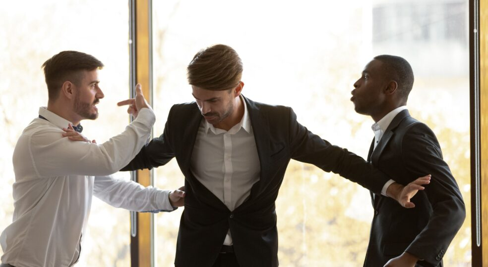 Konfliktmanagement - wie funktioniert es richtig?