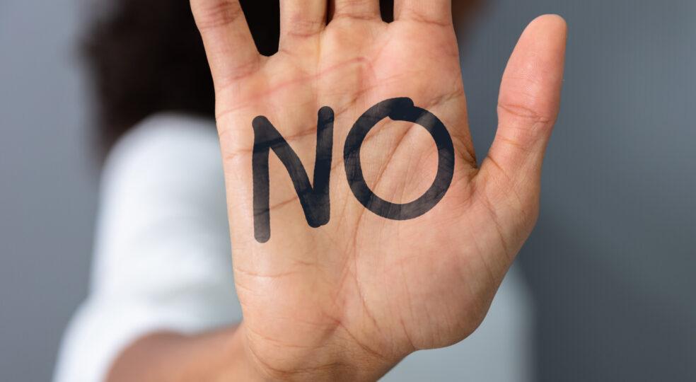 Nein sagen kannst du lernen: Die wertvollsten Tipps im Überblick